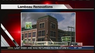 Lambeau Field renovations