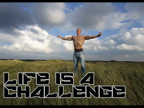 Life is a challenge | Motivational