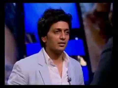 Riteish Deshmukh Rudely Swears At Sajid Khan (UNCENSORED)