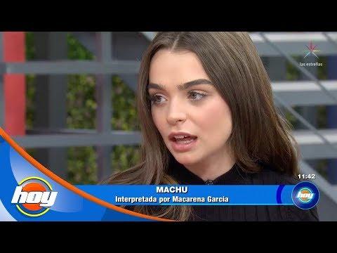 Conoce la historia de Machu de 'Like, La Leyenda' | Jóvenes SOS | Hoy