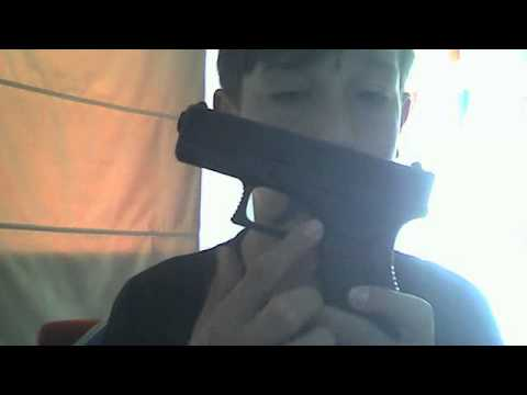 Review HFC Clock Airsoft gun (Greek)
