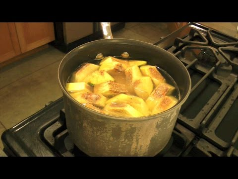 Basic Boiled Breadfruit | HD Video