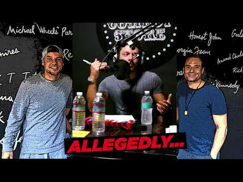 Allegedly Podcast - Kev Adams on French Comedy, Miss Universe and Entourage