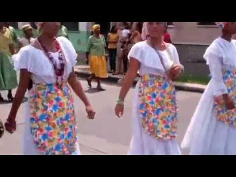 Mes De La Etnia Negra de Panama (Black History Month in Colon, Panama)