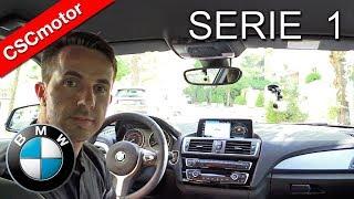 BMW Serie 1 - 2017   Prueba en carretera