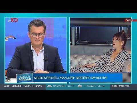 Seren Serengil'den canlı yayında çarpıcı açıklamalar... Cengiz Semercioğlu ile Sabah Sohbeti