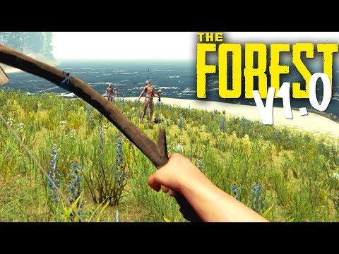 VI JAGER! - The Forest Dansk Ep 5 [FULL RELEASE]