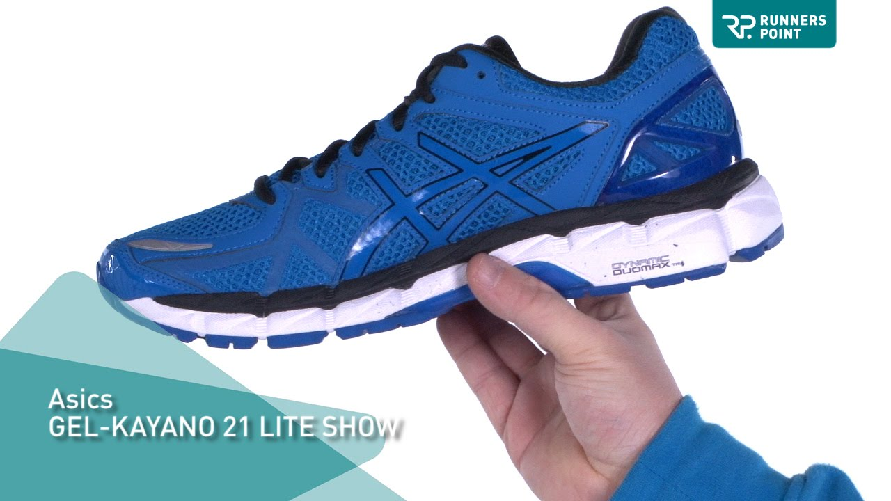 asics gel kayano 21 lite show youtube. Black Bedroom Furniture Sets. Home Design Ideas