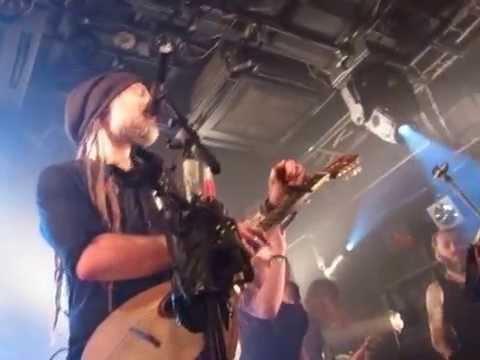 Eluveitie - A Rose For Epona / Iris Mona (live 2/4) @ Cyclone Shibuya Tokyo Japan 9 June 2014