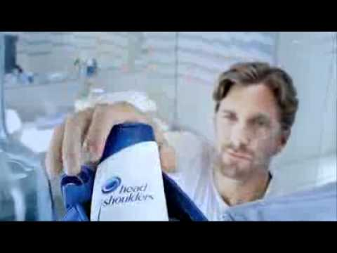Henrik Lundqvist Head Shoulders Commercial Youtube