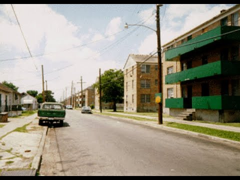 New Orleans Wards: 9th Ward (St. Claude, Holy Cross, Desire & Florida)