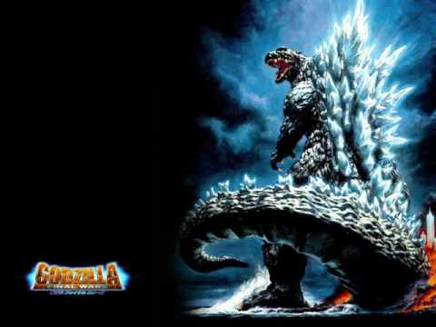 High Battle- Godzilla Final Wars