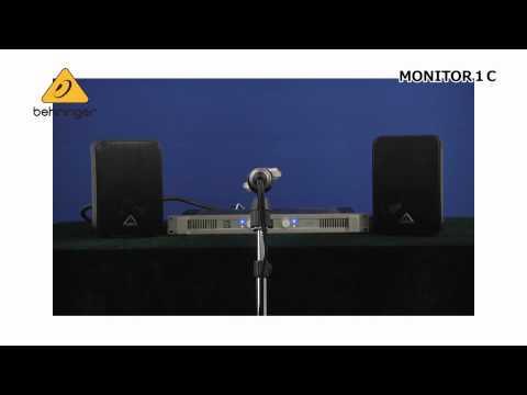 1C-BK   Install   Loudspeaker Systems   Behringer