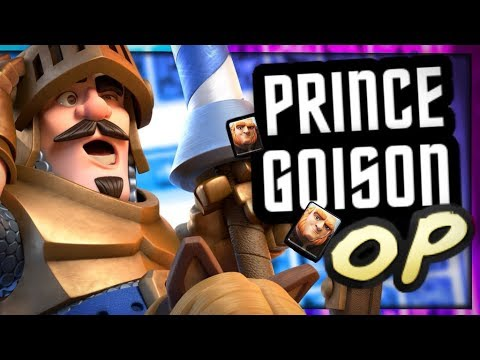 GOISON 2.0 TWO BEST DECKS :: PRINCE OP, NO LEGENDARY CARDS NEEDED!