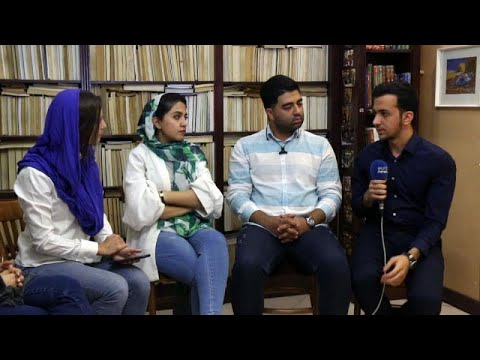 يورونيوز تتحدث مع شبان إيرانيين عن رؤاهم المستقبلية في ظل العقوبات الاقتصادية…  - 18:54-2019 / 9 / 6