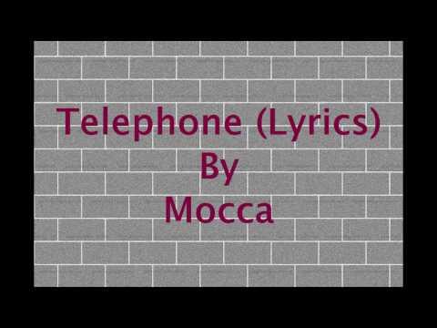 TELEPHONE (LYRICS) - MOCCA