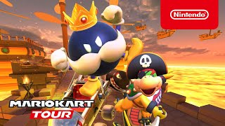 Mario Kart Tour - Pirate Tour Trailer