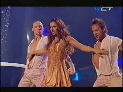 Eurovision 2005 final  NET Greek Commentator