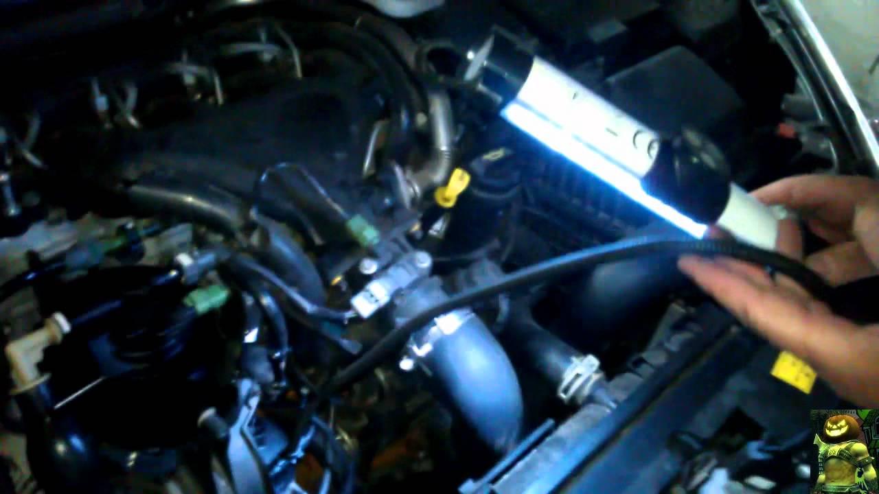 Installing racechip chiptunning peugeot 307 sw 2 0 136cv for Interieur 307 sw