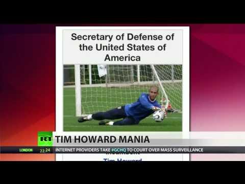 Download Youtube: Defense Secretary Tim Howard? Wikipedia says so