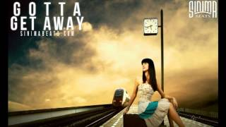 GOTTA GET AWAY (Bouncy Hip Hop Club Instrumental) Sinima Beats