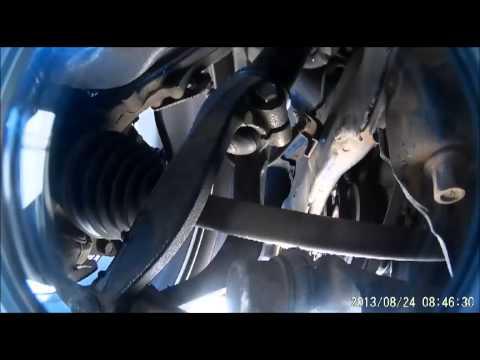 HONDA CIVIC - Barulho na suspensão - Suspension noise - YouTube