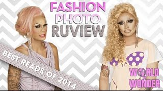RuPaul's Drag Race Fashion Photo RuView - Best Reads of 2014