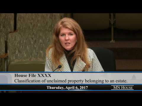 House Civil Law and Data Practices Policy Committee  4/6/17