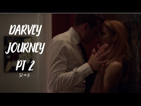 Harvey & Donna | Darvey Journey Pt. 2  {SUITS S7-8}