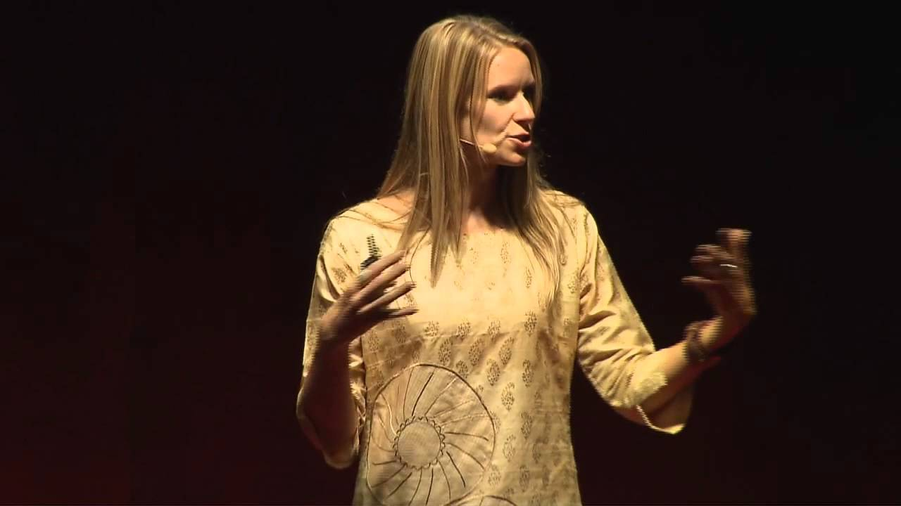 Art as activism: Shannon Galpin at TEDxTrastevere