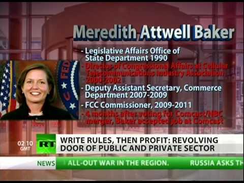 Revolving door policy ruining America?