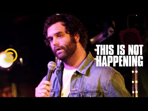 Harley Morenstein Parties Too Hard - This Is Not Happening - Uncensored