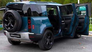 2021 Land Rover Defender - Exterior and interior Details