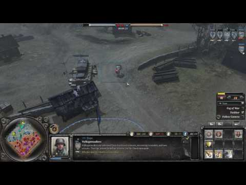 Company of Heroes 2 Cast #6- Wasted Metal