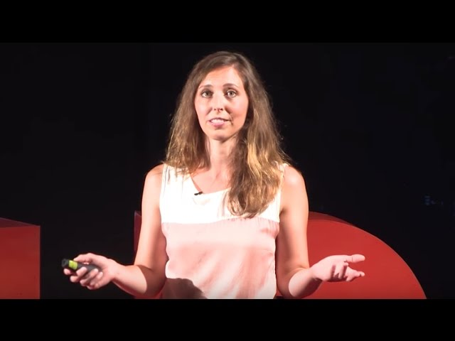 A GLIMPSE OF HOPE. My way to start a social business. | Nathalie Schaller | TEDxTuebingen