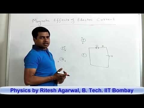 Magnetic Effects of Electric Current [Class 10 Complete Chapter]