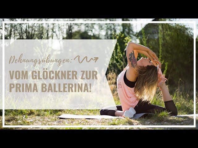 Dehnungsübungen für deinen oberen Rücken (BWS)