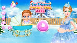 Ice Princess Mommy And Baby Care || New Android Games || @Creative Bee screenshot 3