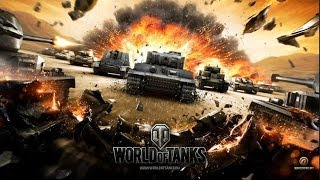 World of Tanks(1 летсплей).
