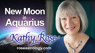 New Moon in Aquarius 2019