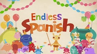 Endless Spanish: Kids Education App