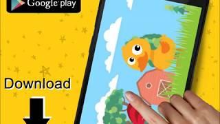 Мир звуков. Звуки животных для детей. Скачать приложение