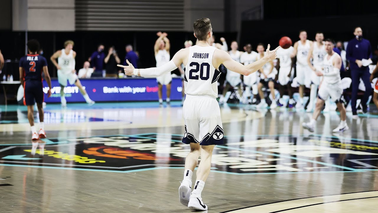 BYU survives 21 turnovers to steal one from Pepperdine, setting up WCC title tilt with Gonzaga