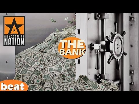 Bangin' Trap Beat - The Bank