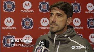 #CCC19 Postmatch Reaction | Veljko Paunović on 1-1 draw with Columbus Crew SC