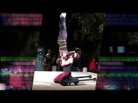 CIANE Teatro Físico - Zancos - Danza de Altura  - Teatro de Calle - Acrobacia España - Venezuela