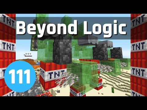 Trench Run - Beyond Logic #111 | Minecraft 1.15