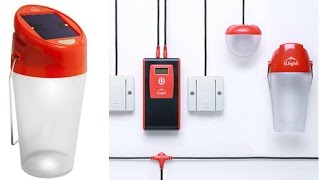 D.light Simple Sun Powered Lantern & Mobile Charger