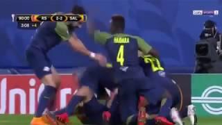 Real Sociedad vs Salzburg 2-2 || RÉSUMÉ || All Goals & Highlights Europa League