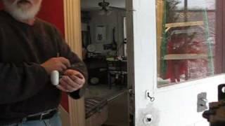 Video Repairing the antique door knob download MP3, 3GP, MP4, WEBM, AVI, FLV Juli 2018
